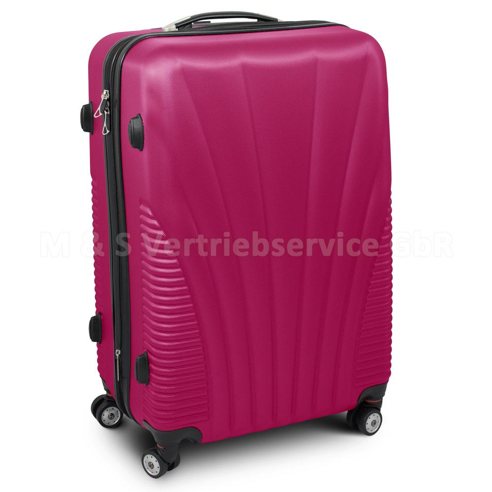Reisetrolley-Koffer-Groesse-034-XL-034-Hartschalen-Gepaecktasche-Koffer-Modell-034-FUNNEL-034
